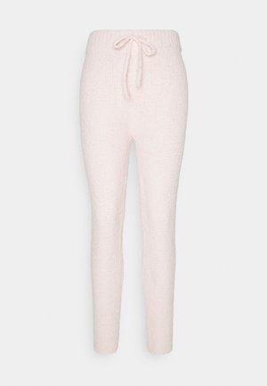POPCORN JOGGER - Tracksuit bottoms - pink