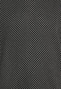 Blend - Stickad tröja - black - 6