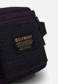 Element - RECRUIT STREET PACK UNISEX - Bum bag - flint black - 3