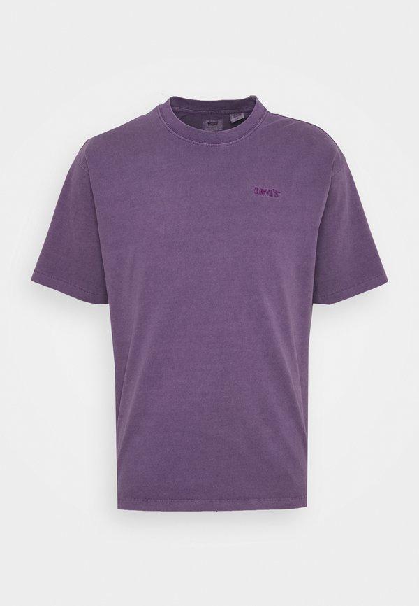 Levi's® VINTAGE TEE - T-shirt basic - loganberry/fioletowy Odzież Męska EXXC