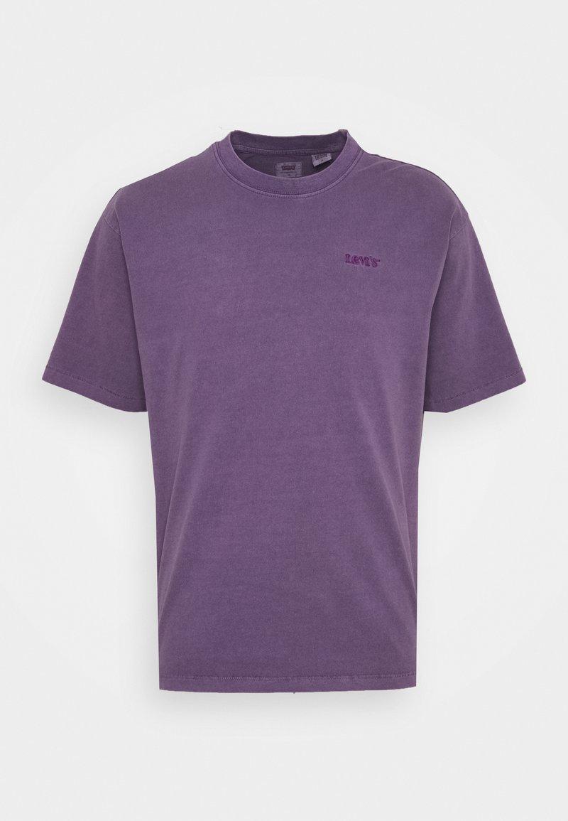 Levi's® - VINTAGE TEE - T-shirt basic - loganberry