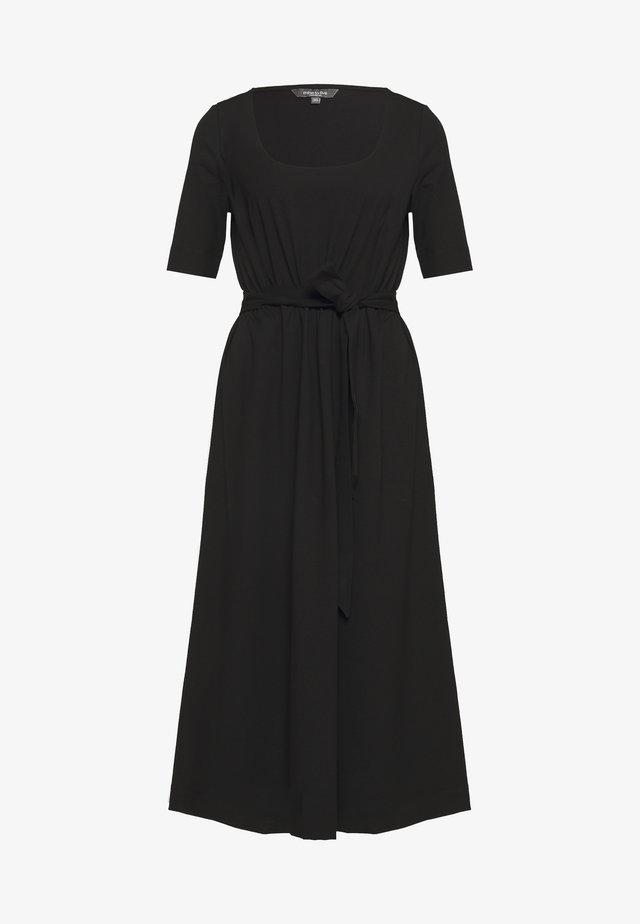 Robe en jersey - deep black