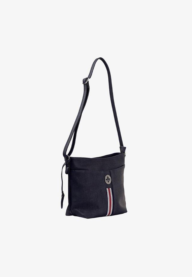 Across body bag - aqua