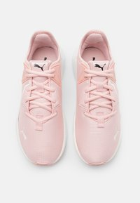 Puma - PLATINUM SHIMMER - Sports shoes - peachskin/black - 3