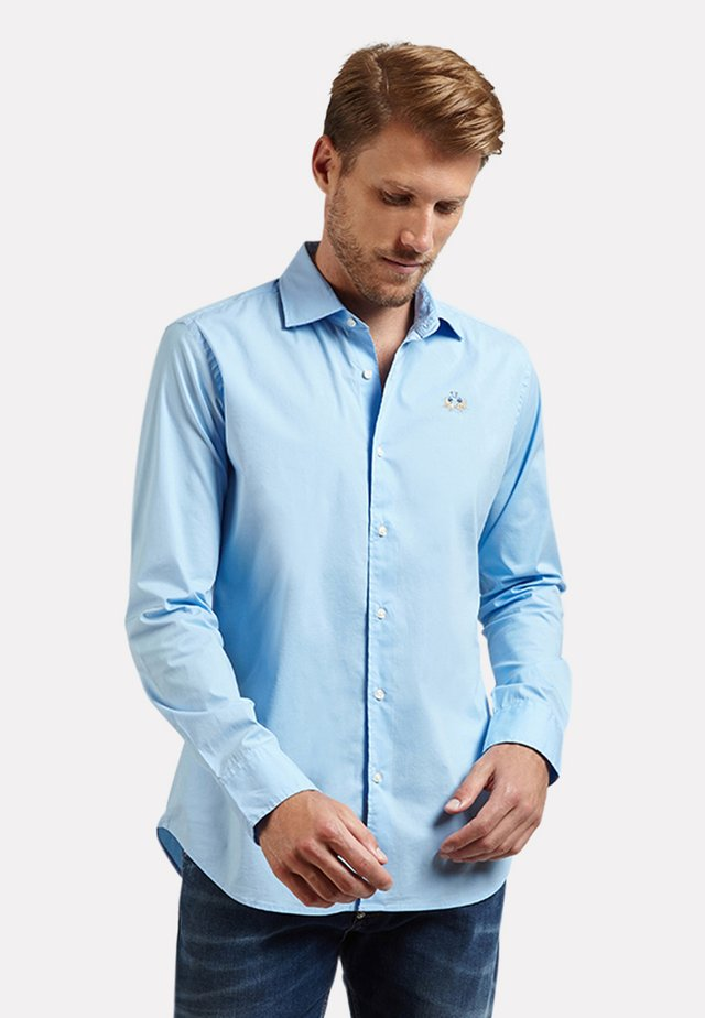 ANTONELLO - Shirt - light blue