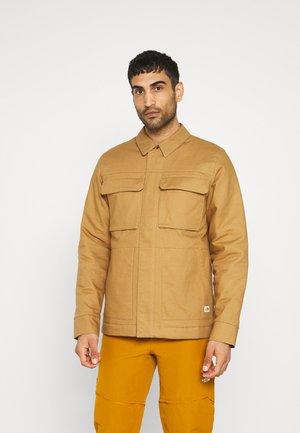 ROSTOKER JACKET - Zimní bunda - utility brown