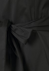 Glamorous - WRAP TIE BLOUSE - Blouse - black - 2