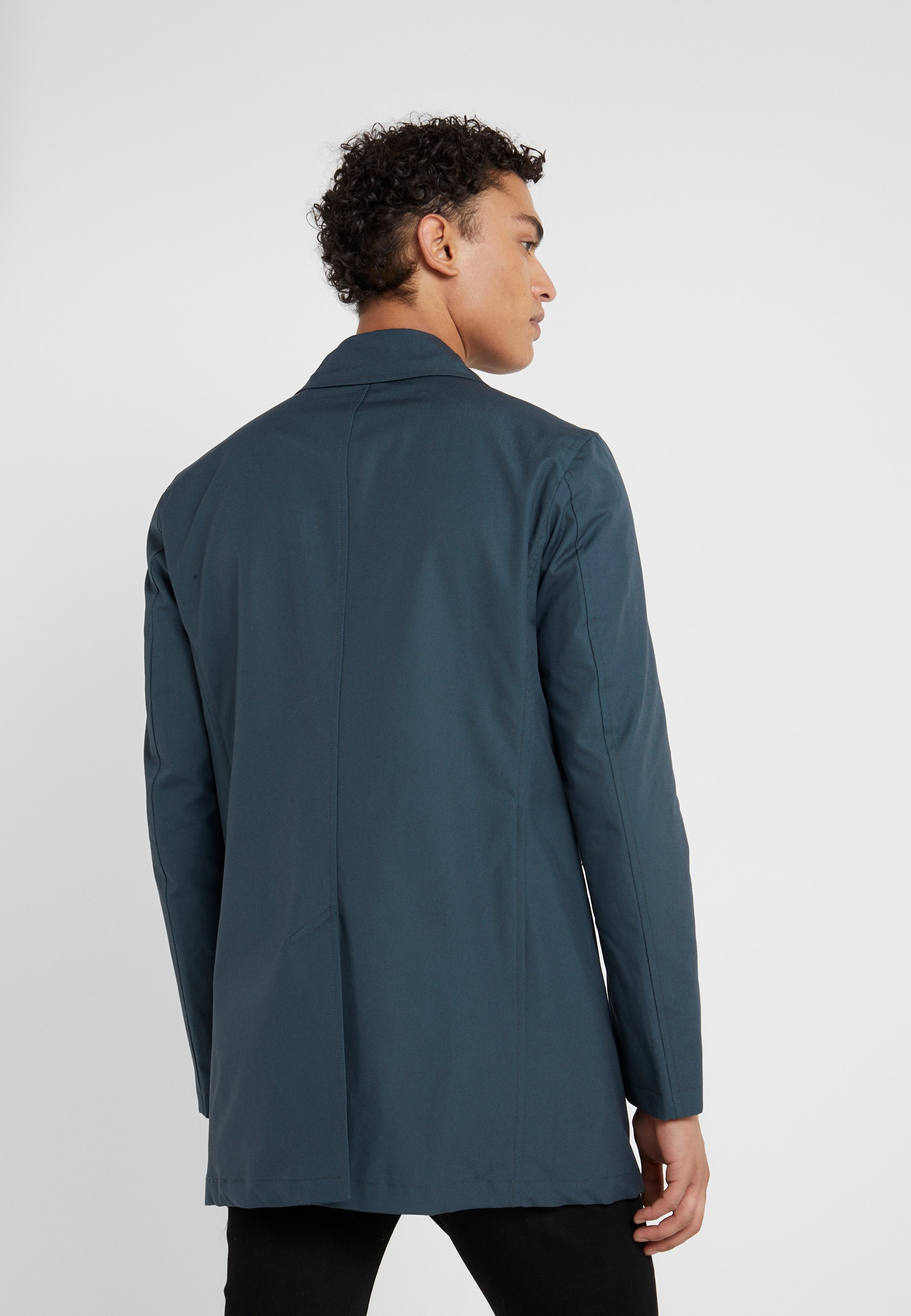 Gloverall JAMES CAR COAT - Manteau court - navy
