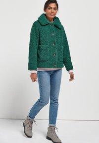 Next - Fleece jacket - green - 1