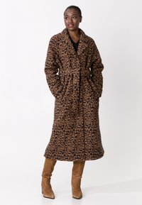 Indiska - Classic coat - navy - 0