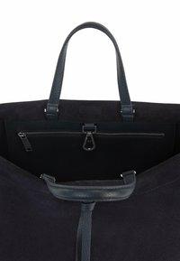 BOSS - KATLIN - Tote bag - dark blue - 3