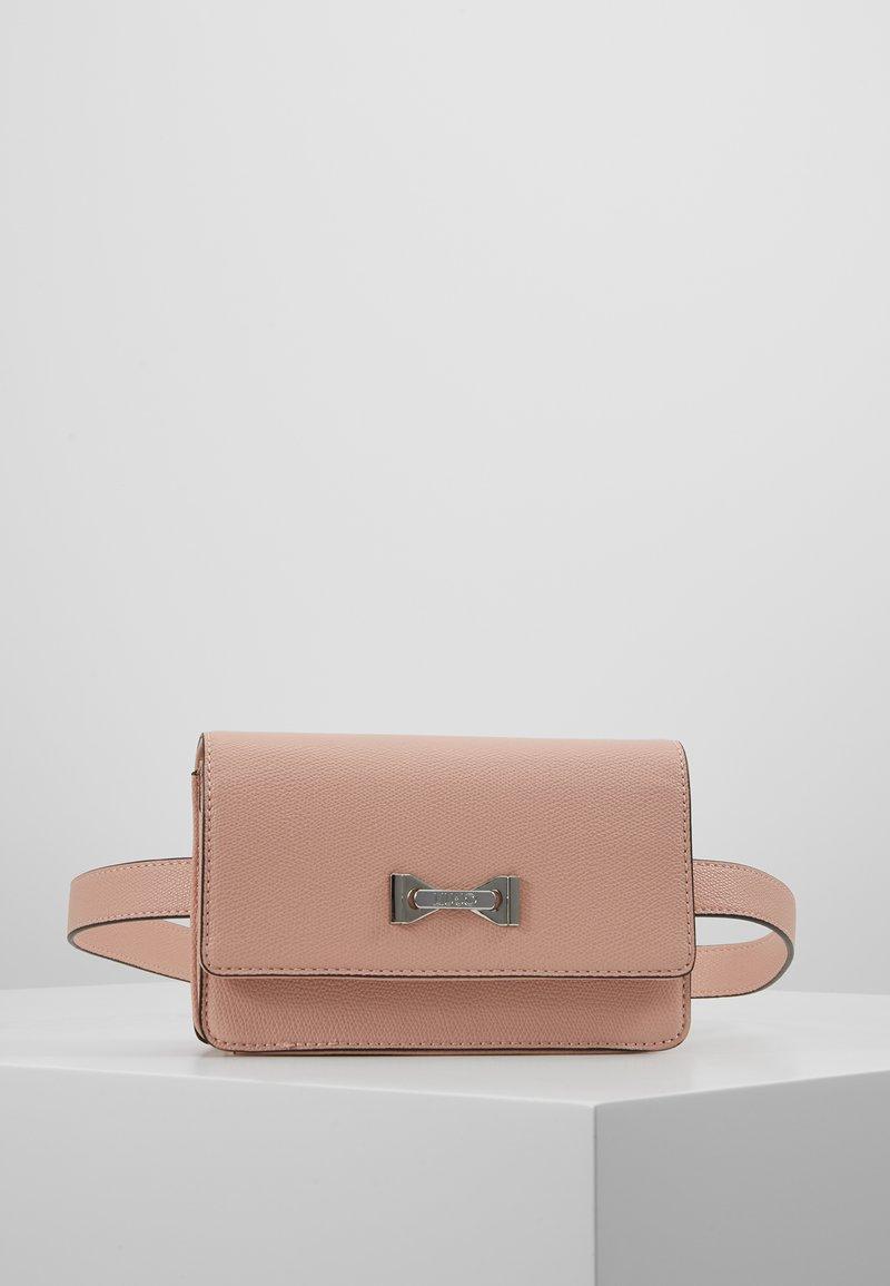 LIU JO - BELT BAG CAMEO - Bum bag - light pink