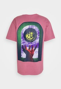 Obey Clothing - WINDOW WATCHER - Print T-shirt - mesa rose - 1