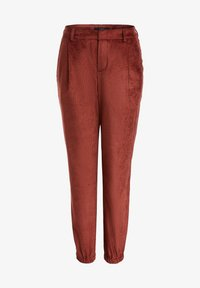 SET - Trousers - maroon - 5