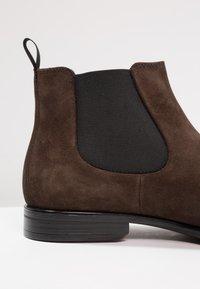 Vagabond - HARVEY - Classic ankle boots - java - 5
