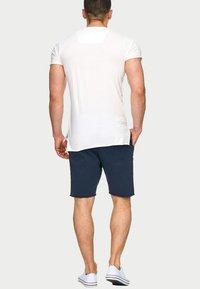 INDICODE JEANS - CARVER - Denim shorts - blue - 2