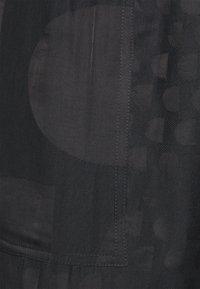 Desigual - PANT NADIA - Pantalones - black - 2