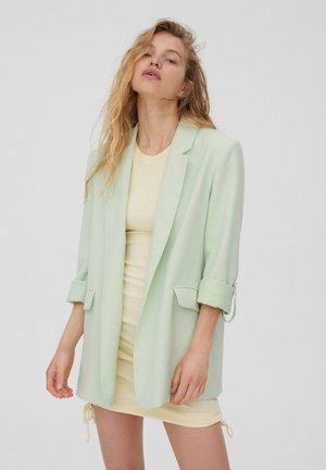 Short coat - mint
