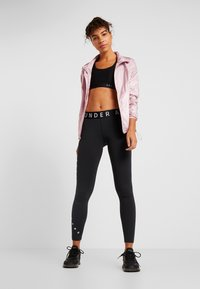 Under Armour - ATHLETE RECOVERY IRIDESCENT JACKET - Sports jacket - dash pink - 1