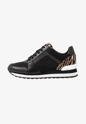 BILLIE TRAINER - Joggesko - black/gun