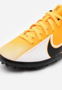Nike Performance - MERCURIAL VAPOR 13 CLUB TF - Astro turf trainers - laser orange/black/white - 5