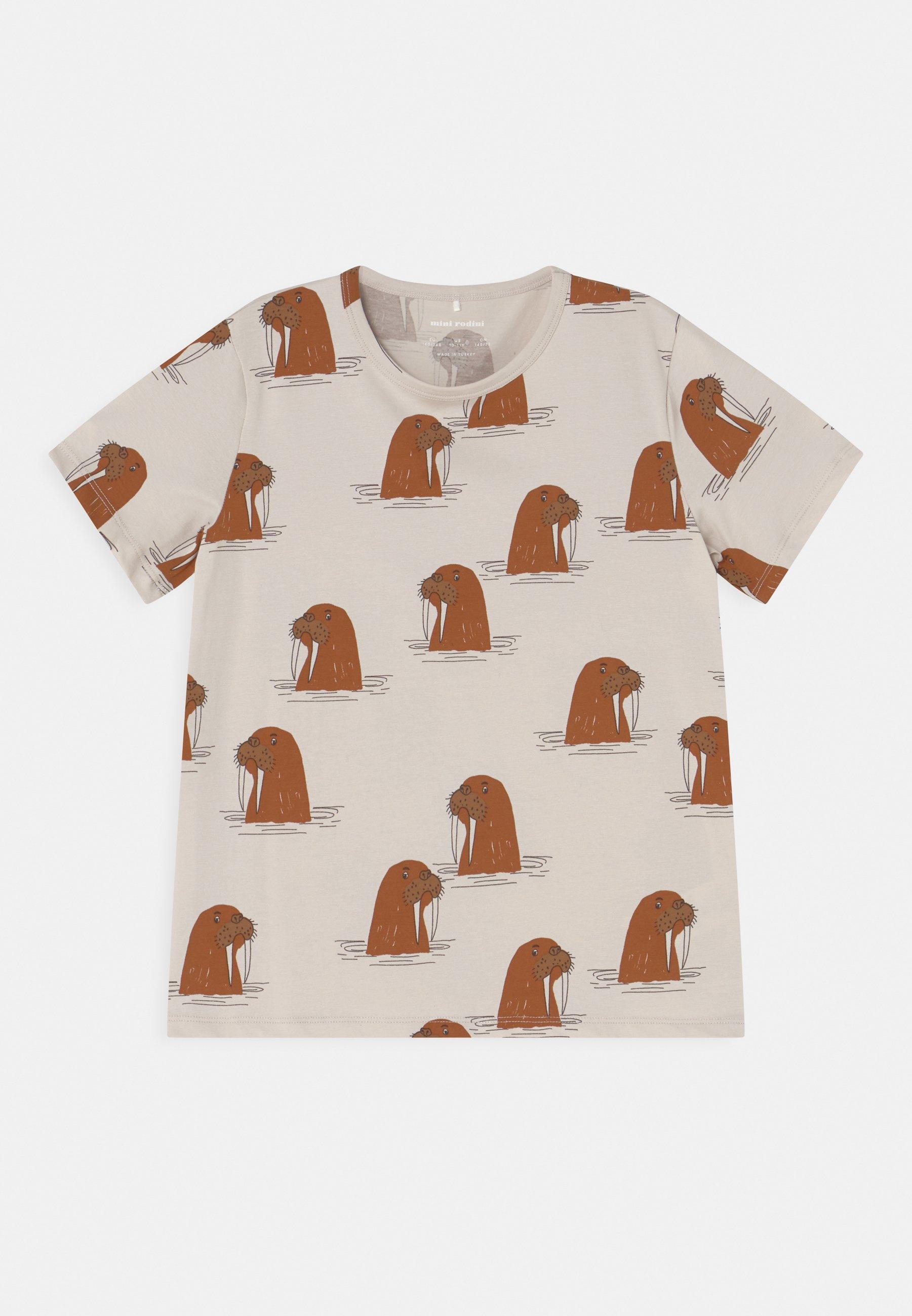 Kinder WALRUS TEE UNISEX - T-Shirt print
