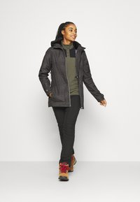 Regatta - BERGONIA - Parka - lead grey - 1