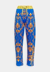 Carlo Colucci - Teplákové kalhoty - blue - 0