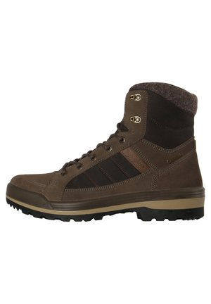 Hiking shoes - stein (19)