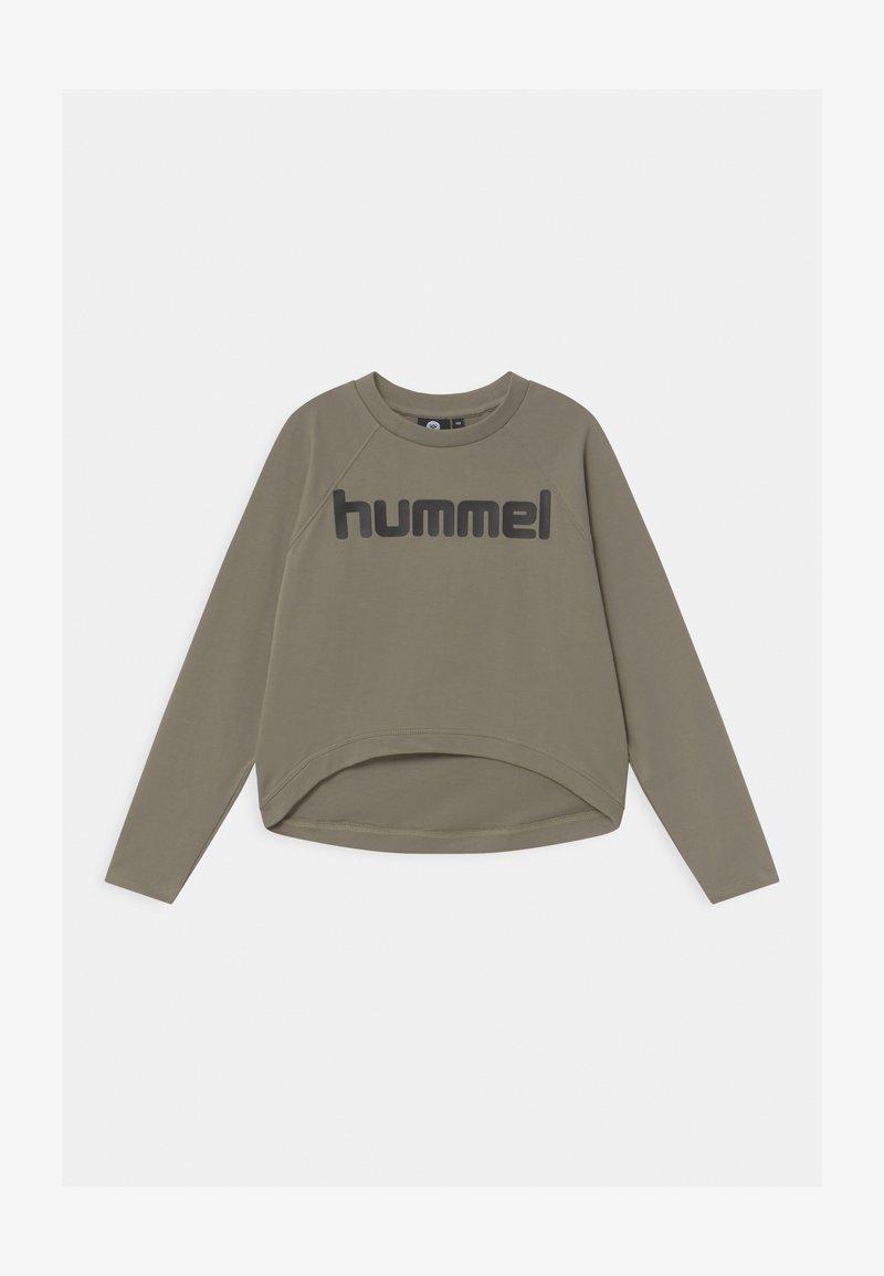 Hummel - GRACE UNISEX - Sweatshirt - vetiver
