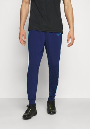 ACADEMY PANT - Tracksuit bottoms - blue void/white/imperial blue