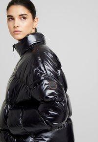 Napapijri - ART SHINY - Winter jacket - black - 3