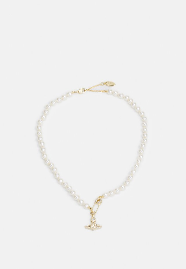 LUCRECE NECKLACE - Collier - white