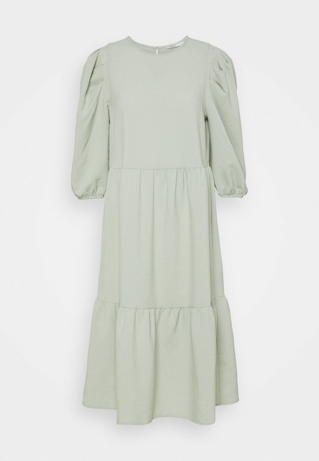 ONLVIVA BELOW KNEE DRESS - Kjole - desert sage