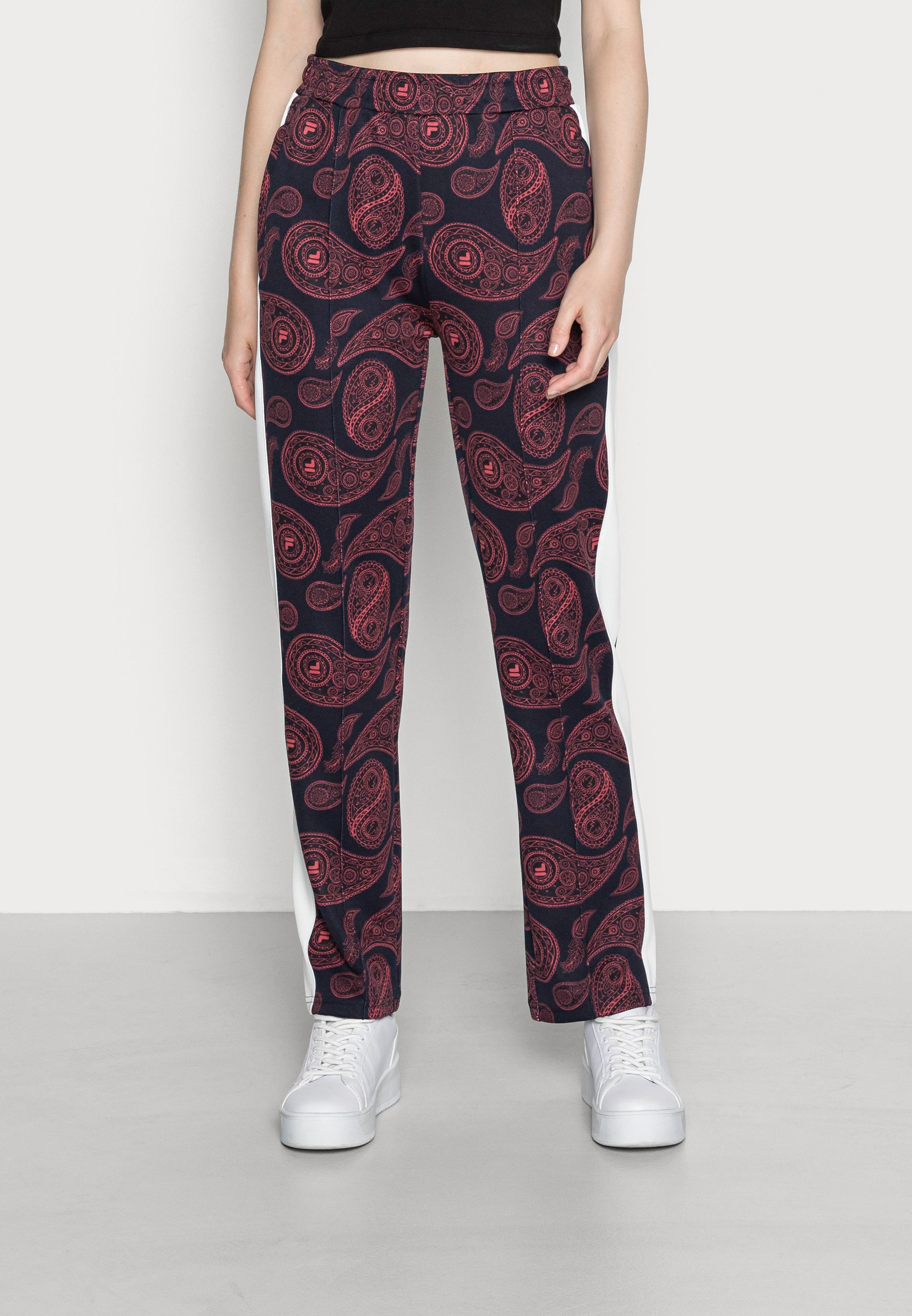 Women CALISTE SLIM TRACK PANTS - Tracksuit bottoms