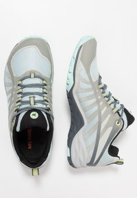 Merrell - SIREN EDGE Q2 - Hiking shoes - paloma/aqua - 1