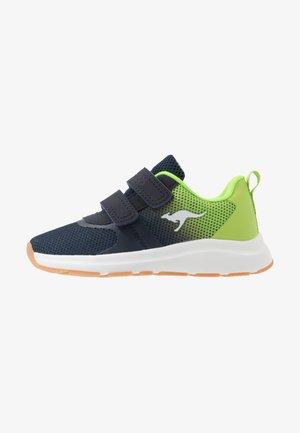 KB-AGIL V - Sneakers basse - dark navy/lime