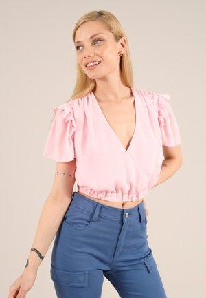 SURPLICE  - Toppi - pink