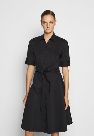 DRESS - Robe chemise - black