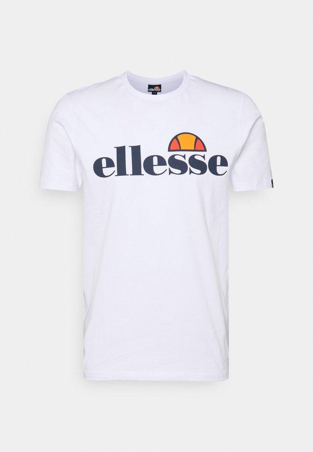 SMALL LOGO PRADO - T-shirt imprimé - white