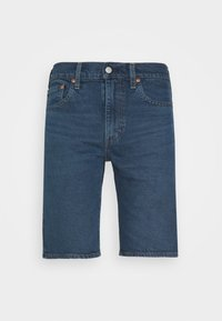 Levi's® - SLIM SHORT - Denim shorts - dark-blue denim - 3
