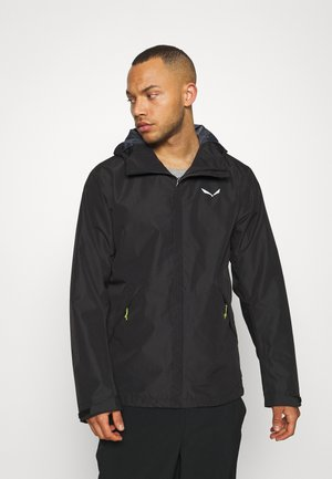 PUEZ - Outdoor jacket - black out