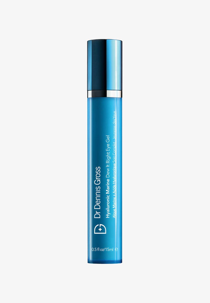 Dr Dennis Gross - HYALURONIC MARINE DEW IT RIGHT EYE GEL - Augenpflege - neutral