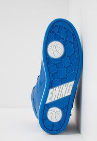Ewing - 33 HI - Zapatillas altas - prince blue/vibrant orange/white - 4