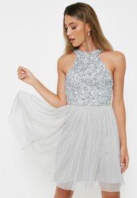 BEAUUT - Cocktail dress / Party dress - light grey - 0