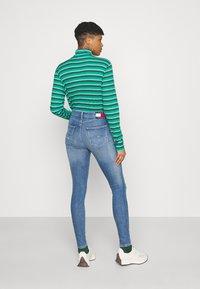 Tommy Jeans - SYLVIA - Jeans Skinny Fit - denim light - 2
