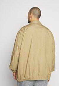 Polo Ralph Lauren Big & Tall - BAYPORT  - Summer jacket - luxury tan - 2