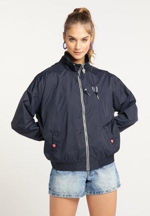 WINDBREAKER - Outdoor jacket - marine