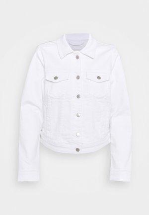 Veste en jean - white