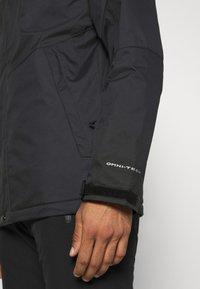 Columbia - VALLEY POINTJACKET - Ski jacket - black - 4